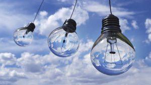 Об оплате электроэнергии